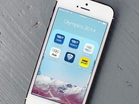 Best iPhone and iPad apps to keep up with the 2014 Winter ... - iMore | Iphone Apps | Scoop.it