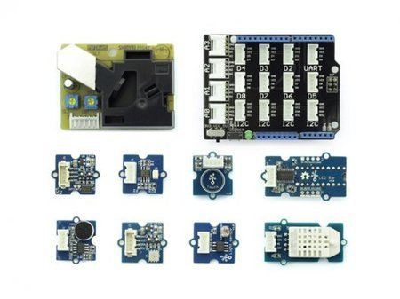 Grove Starter Kit for LinkIt ONE   Small computers, Mobile and Tech for Geeks   Scoop.it