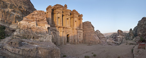 Petra: Wonder in the Desert | Ancient History and Archaeology | Scoop.it
