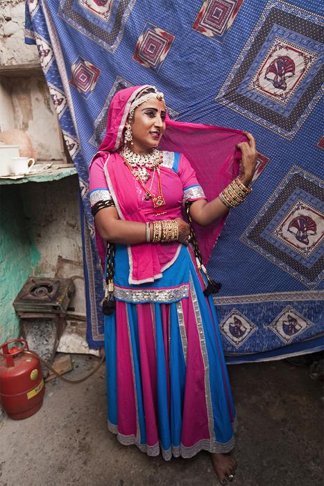 La danse Bhavai | Serge Bouvet, photographe reporter | PHOTOGRAPHERS | Scoop.it
