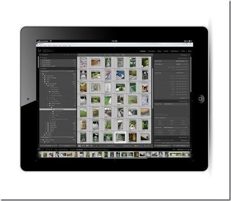 Breaking News – Get Lightroom on your iPad | Photography Tips & Tutorials | Scoop.it