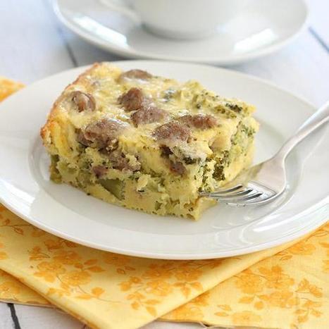 8 New Ideas For Breakfast Casseroles   ♨ Family & Food ♨   Scoop.it