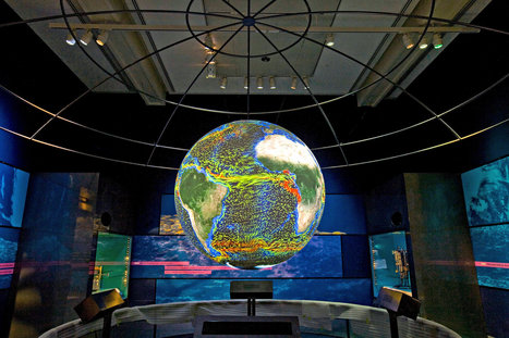 Digital Globes, a New Way to View the World | Geographic and Sustainability Literacy | Scoop.it