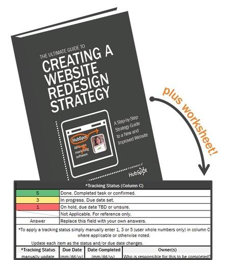 Free Website Redesign Planning & Progress Kit | Website Redesign Planning & Progress Kit | Scoop.it