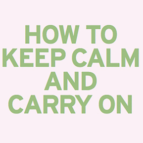 How to Keep Calm and Carry On - ADR Toolbox | INTRODUCTION TO THE SOCIAL SCIENCES DIGITAL TEXTBOOK(PSYCHOLOGY-ECONOMICS-SOCIOLOGY):MIKE BUSARELLO | Scoop.it
