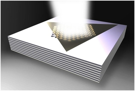 Photonic hypercrystals drastically enhance light emission in 2D materials | Fragments of Science | Scoop.it