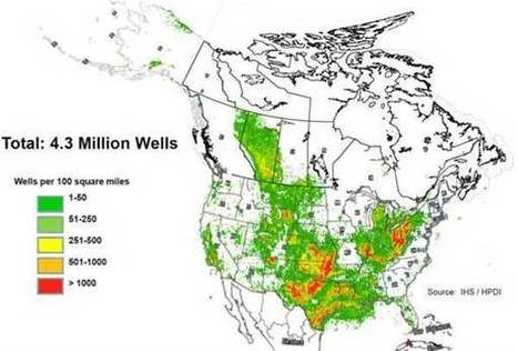 Abandoned Oil Wells Spouting Significant Levels of Methane, Study Finds   Sustain Our Earth   Scoop.it