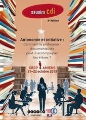 Les actes des 6èmes rencontres Savoirs CDI | info documentation | Scoop.it