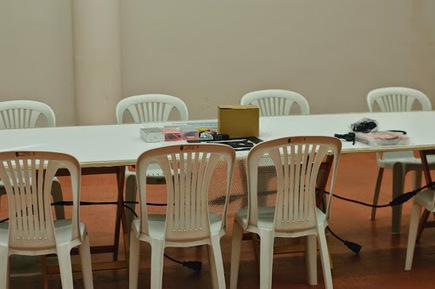 'Photuelas' de otro intenso día en las Jornadas HackLab Almería. @HackLabAl @olea @victornomad | BarFabLab | Scoop.it