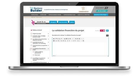 CCI Business Builder - Générateur de Business Plan en ligne | ODACE - Entreprendre en Morbihan | Scoop.it