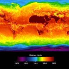 Global Average Temperatures Are Close to 11,000-Year Peak: Scientific American | Science is Cool! | Scoop.it
