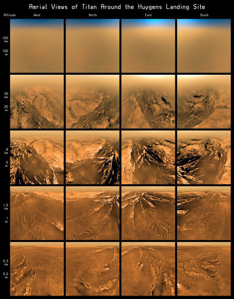 Huygens: Ten Years of Titan | Amazing Science | Scoop.it