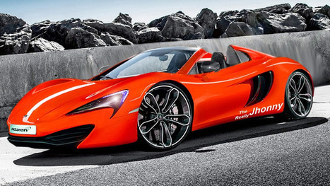 2015 New McLaren P13 | MyCarzilla | Super cars News | Scoop.it