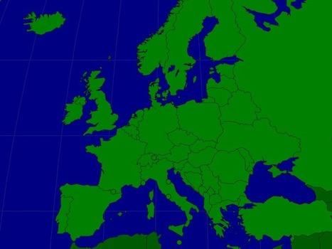 Europa: Landen - Aardrijkskunde Spelletjes - Seterra Online | alles voor de mediacoach | Scoop.it