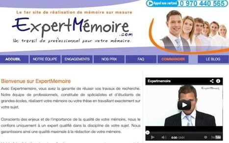 Expertmemoire - Google+   Expert mémoire   Scoop.it