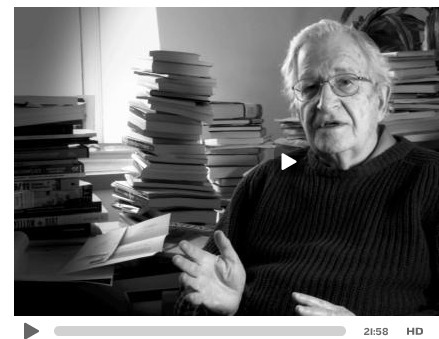 Noam Chomsky – The Purpose of Education | An Eye on New Media | Scoop.it