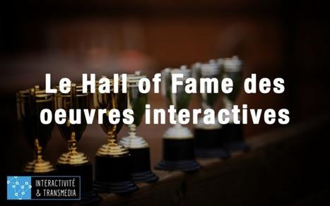 "20 nouvelles oeuvres dans le ""Hall of Fame"" interactif et transmedia | Transmedia: digital storytelling | Scoop.it"