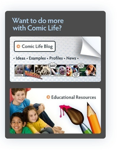 comiclife.com | Useful tools for Literacy | Scoop.it