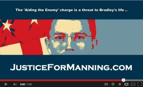 Government Accepts Bradley Manning's Plea to Lesser Offense Related to Disclosure of Diplomatic Cable | The Dissenter | News | Scoop.it