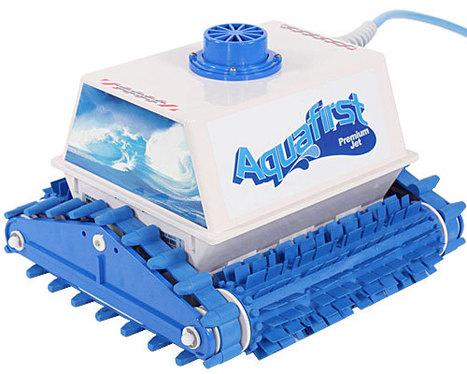 Robot piscine aquafirst premium jet les robot - Les robots domestiques ...