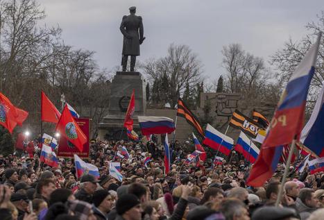 Forbes: Западу придётся смириться с тем, что жители Крыма счастливы быть частью России | Global politics | Scoop.it