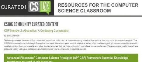 Welcome to the CS10K Community! | CS10K Community | NGSS Resources | Scoop.it