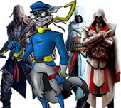 Is Sly Cooper An Assassin? | Gaming | Scoop.it