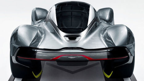 The Physics Behind The Aston Martin AM-RB 001's Track Version Are Downright Insane | carsalesbay.co.uk ----- Used car sale UK ------    Sell your car online FREE | Scoop.it