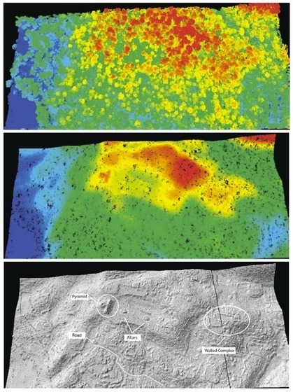 Indiana Jones goes geek: Laser-mapping LiDAR revolutionizes archaeology | Aerial Mapping Weekly Update | Scoop.it