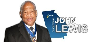 Biography   The Website of Congressman John Lewis, Serving the 5th Congressional District of Georgia   Atticus   Scoop.it