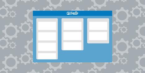 The Big 6: Essential Trello Boards For Every Business - Trello Blog | Estrategias de desarrollo de Habilidades Directivas  : | Scoop.it
