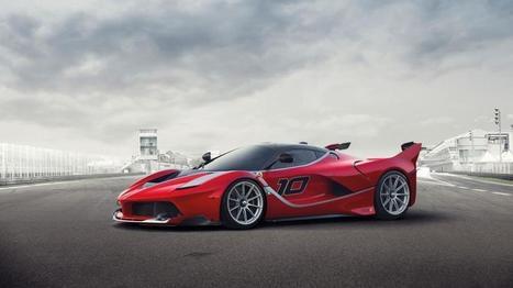 Ferrari FXX K has more power than an F1 racing car! - New York Daily News | Kenyon Clarke 's Luxury Likes | Scoop.it