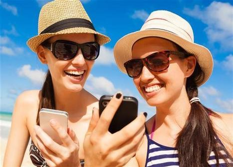TECHNOLOGY UPDATE: MOBILE TRAVEL CONSUMERS TRENDS - Tourism Review | Travel and Mobile Technology | Scoop.it