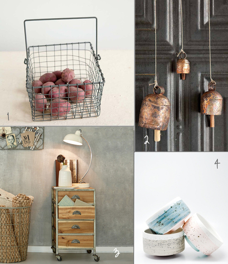 Happy Interior Blog: 5 Happy Inspirations: Simple Pleasures! | Designer | Scoop.it