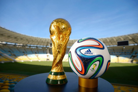 10 Android, iPhone Apps To Get Latest World Cup 2014 Scores | Design Inspiration and Creative Ideas | Scoop.it