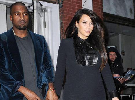 Kim Kardashian : son programme d'entrainement après bébé - Voici | famille royale | Scoop.it