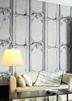 Quand les murs s'affichent - LaDépêche.fr | Tissus d'ameublement haut de gamme | Scoop.it