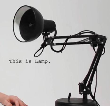 Une lampe PIXAR réelle et robotisée ?   Le monde by Directours   Scoop.it