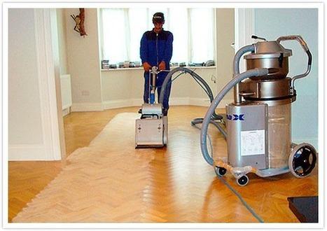 The Benefits Of Dustless Hardwood Floor Sanding - A Concord Carpenter | Dustless Floor Refinishing in Marietta | Scoop.it