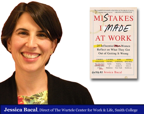 Jessica Bacal: Learn These Mistakes From Female Entrepreneurs | Online, Social Media, Marketing | Scoop.it