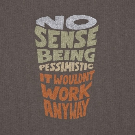 Optimists vs. Pessimists: Who's right? | Weiterbildung | Scoop.it