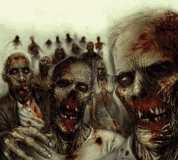 Greatest Hits 2013: Zombies: Breathing Life into an Overused ... | Zombie Mania | Scoop.it