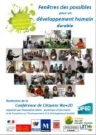 Fenêtres des possibles pour un développement humain durable | Economie Responsable et Consommation Collaborative | Scoop.it
