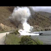 Watch This Guy Put Out a Boat Fire with Sheer Awesomeness | Strange days indeed... | Scoop.it