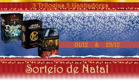 LiteRata: [SORTEIO] Trilogias de Natal | Ficção científica literária | Scoop.it
