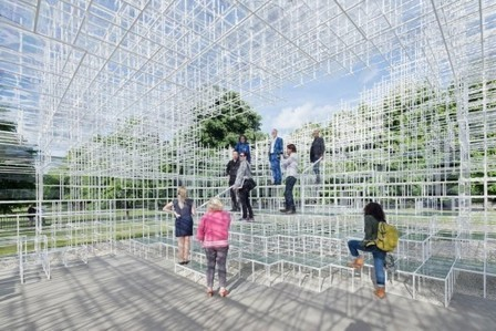 Sou Fujimoto:  Serpentine Gallery Pavilion | Art Installations, Sculpture, Contemporary Art | Scoop.it