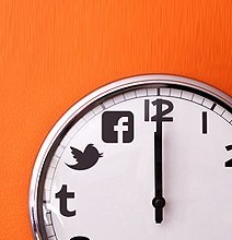 What is the best time to post on Facebook and Twitter? | traffic-seo | Scoop.it