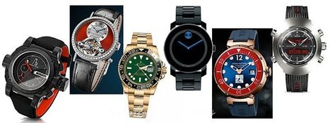 Spring Summer 2013 Men's Fashion Watches Trends | Love Style ... | spring 2013 men's fashion trends | Scoop.it