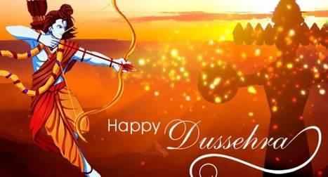 Happy Dusshera: Nation celebrates 'Vijayadashmi', wishes pour in | Entertainment News | Scoop.it