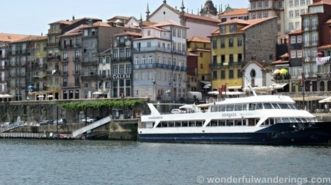 Cruising on the Douro river with DouroAzul | From WonderfulWanderings.com | Scoop.it